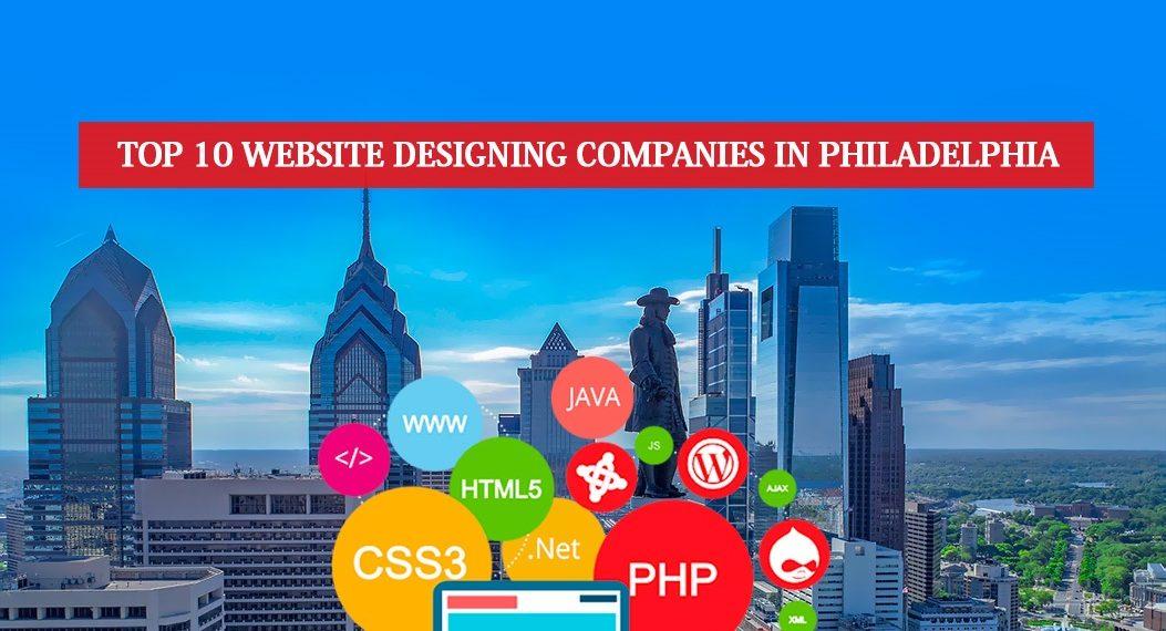 Website Designing Companies in Philadelphia