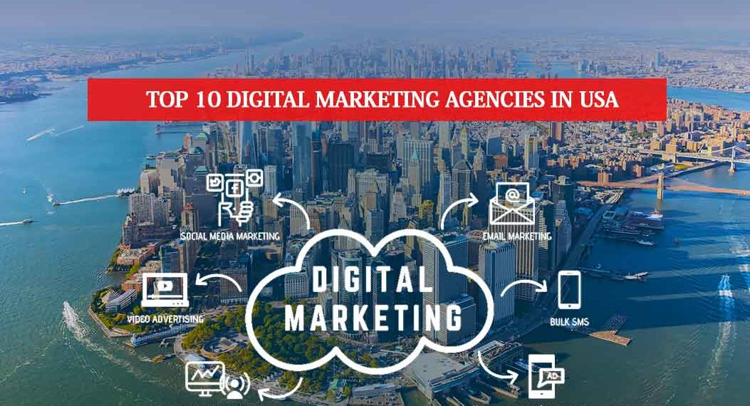 Digital Marketing Agencies in the USA