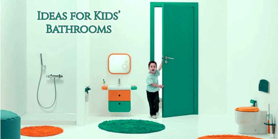 Ideas for Kids Bathrooms