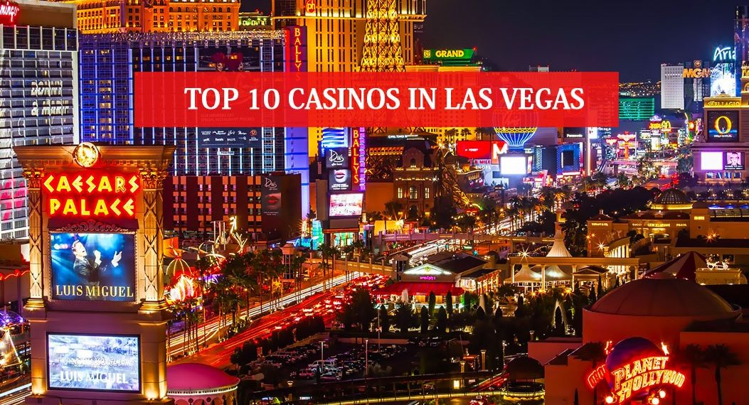 Casinos In Las Vegas Liste
