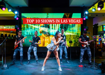 Top 10 Shows in Las Vegas