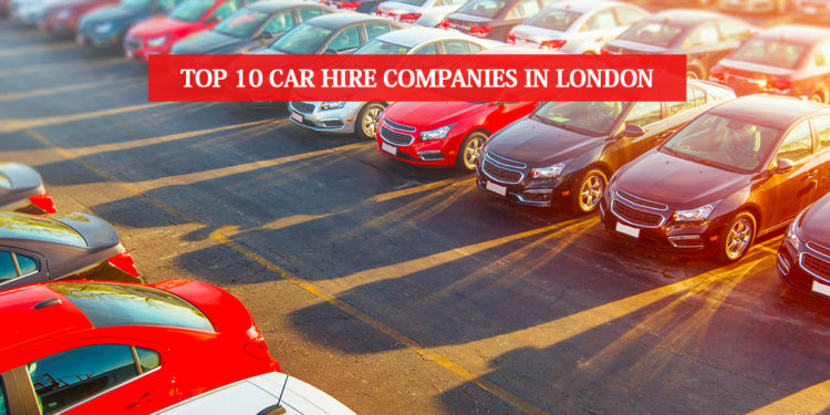 Car Hire Companies in London