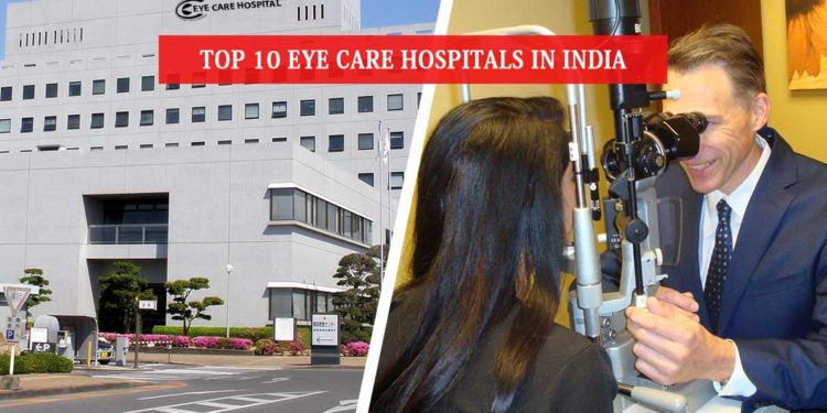Eye Care Hospitals in India