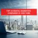 Digital Marketing Companies in New York