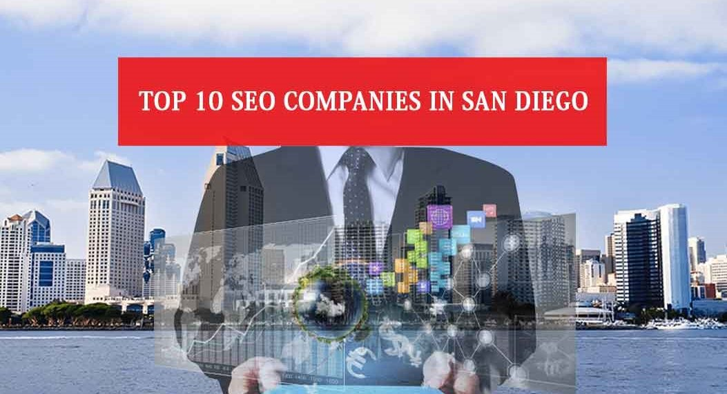 Top 10 SEO Companies in San Diego