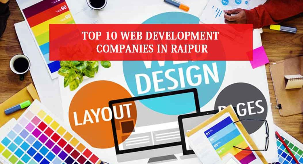 Web Development Companies In Raipur