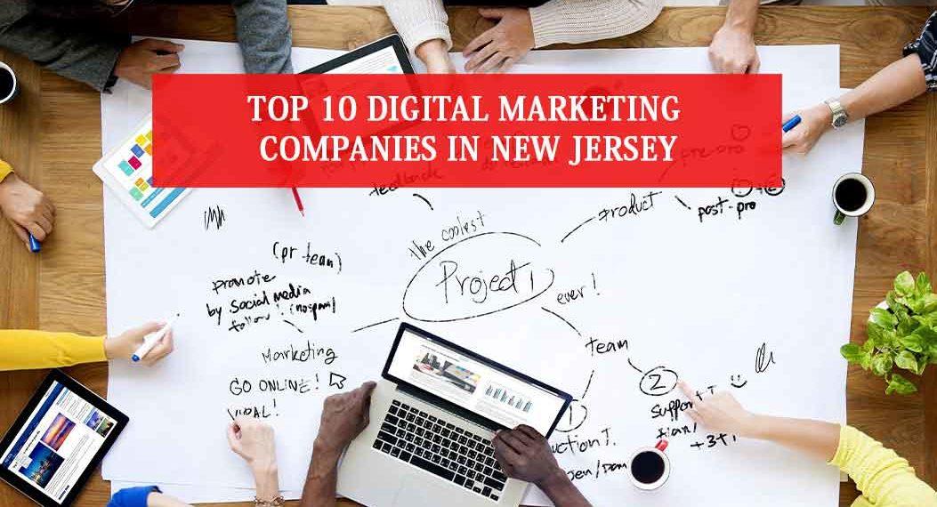 Digital Marketing Companies in New Jersey