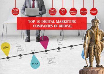 Digital Marketing Companies in Bhopal