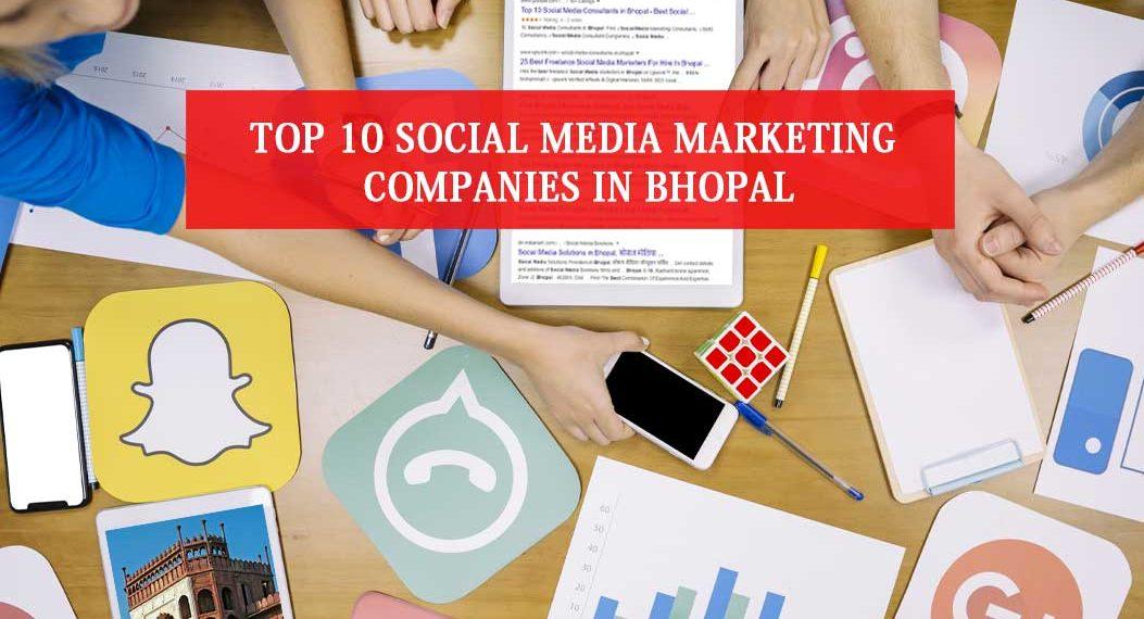 Social Media Marketing Companies in Bhopal