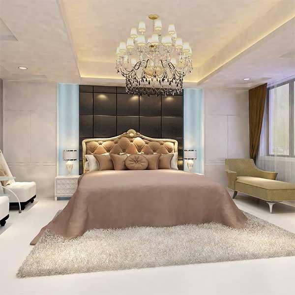 Blue Crane Bed Room Designer