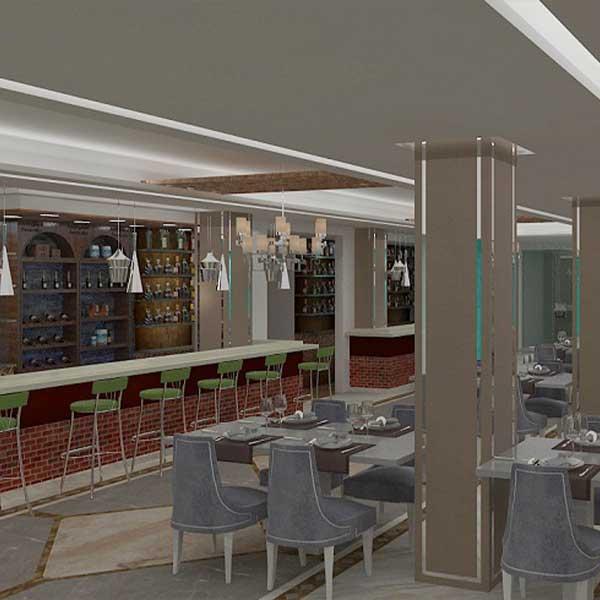 Luxurious Interior Designer