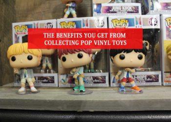 Pop Vinyl Toys