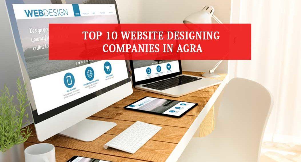 Website Designing Companies in Agra