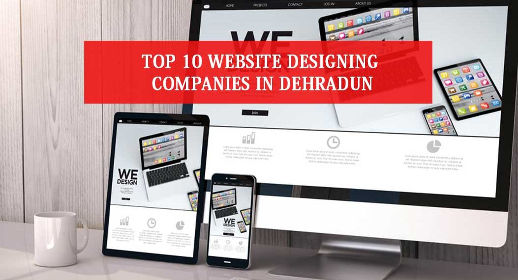 Website Designing Companies in Dehradun