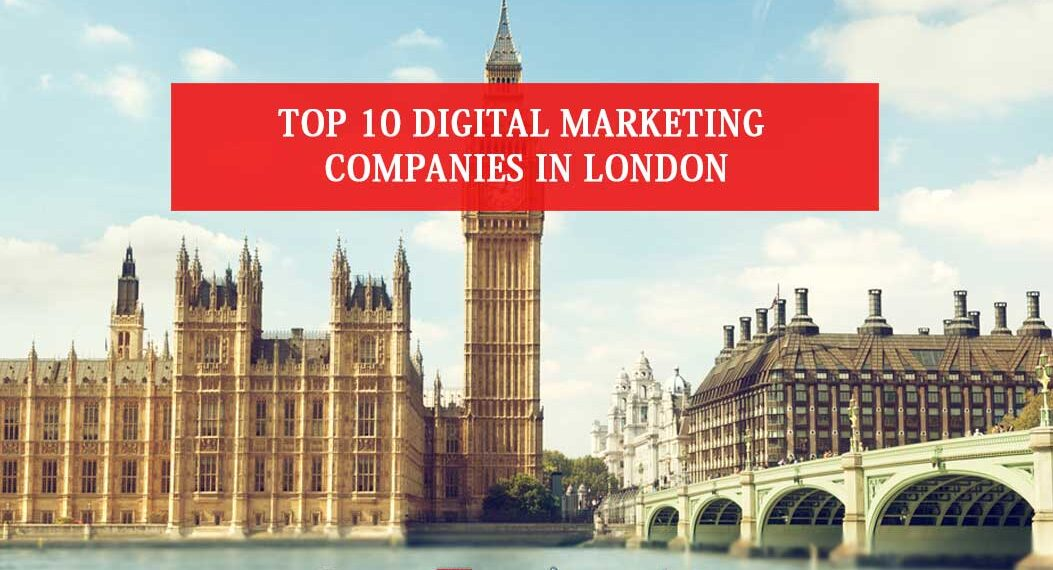 Digital Marketing Companies in London