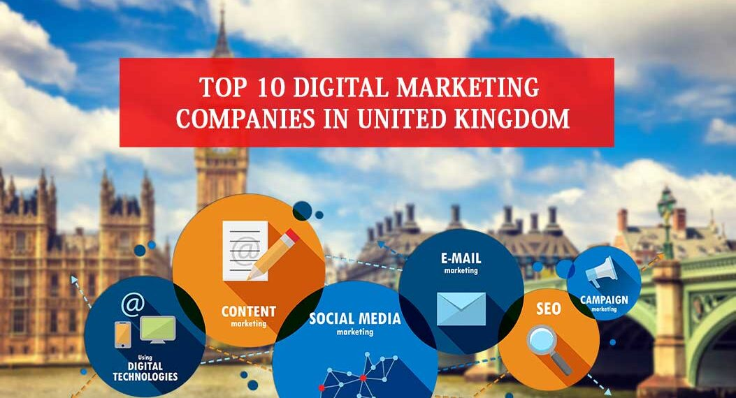 Digital Marketing Companies in United Kingdom