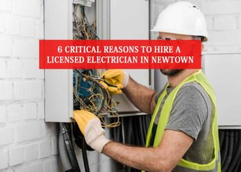 Electrician in Newtown