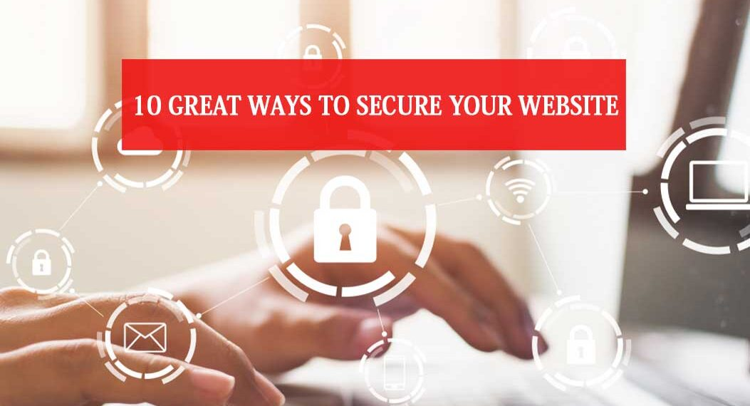 Ways to secure your website