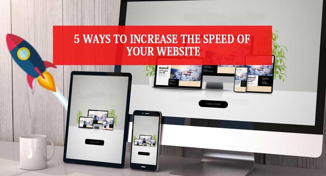 Increase Your Website Speed