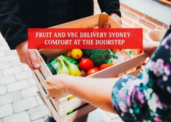 Fruit and veg delivery Sydney
