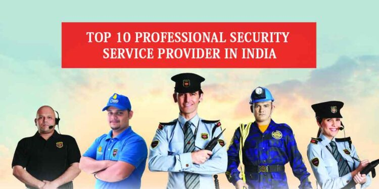 Professional Security Service Provider